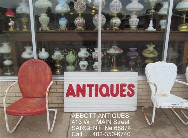 Sargent Antique Stores really Rock along with Comstock Rock Festival!