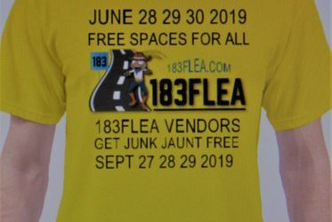 183FLEA Doubles the Fun for 2019